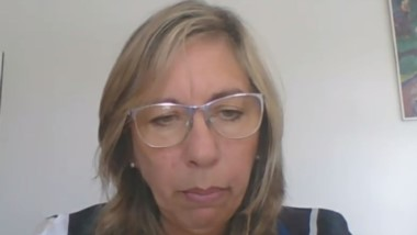María Tolomei. Jueza de la causa