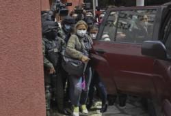 La Justicia boliviana dispuso que la ex presidenta de facto Jeanine Añez quede presa por seis meses.