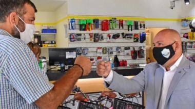 La empresa se dedica a la producción de bicicletas y busca radicarse en el Parque Industrial de Madryn.