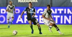A Pons le pedían a gritos que haga goles. Anotó en Copa Argentina, doblete en el clásico con Lanús y, hoy, doblete ante Vélez.