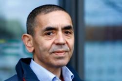 """Ugur Sahin, científico de Pfizer-BioNTech: """"Las personas vacunadas no contagian""""."""
