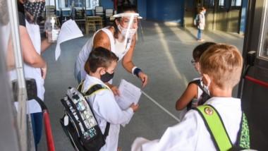 Desde la ATECh se está llevando un relevamiento sobre las escuelas que han comenzado con presencialidad.