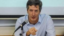 El juez federal Sebastián Casanello dictó el procesamiento sin prisión preventiva del ex secretario de Finanzas del gobierno de Mauricio Macri Santiago Bausili. (Foto)