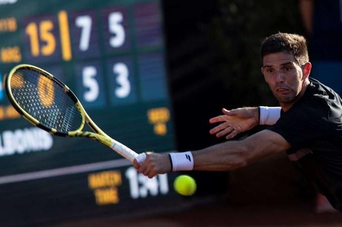 Delbonis ganó y jugará contra Nadal en Montecarlo
