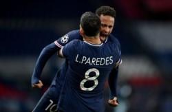 No pudo anotar pero Neymar jugó un buen partido. El palo le negó el gol dos veces.