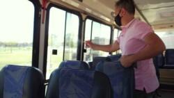 El ministro de Transporte, Mario Meoni, adelantó que se fijarán las ventanillas de trenes y colectivos para que no se puedan cerrar y así garantizar la circulación de aire.