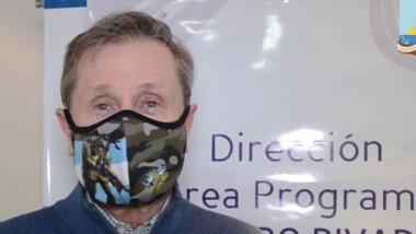 El infectólogo Jorge Brugna recomienda extremar los cuidados.