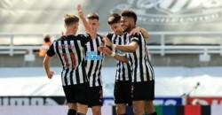 Newcastle dio la sorpresa y así poner al rojo vivo la zona de descenso a la espera del resto de los partidos de la jornada.