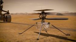 El primer vuelo del mini helicóptero Ingenuity de la NASA en Marte podría realizarse este lunes.