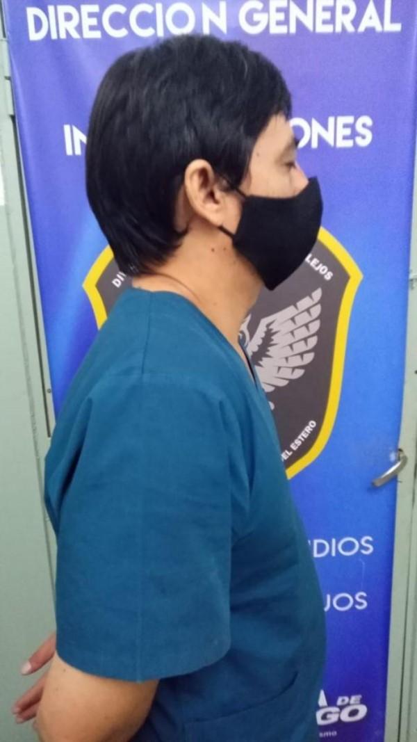 Dante Daniel Díaz, de 42 años, enfermero y empleado del Ministerio de Salud provincia.