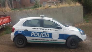 La persecución policial se desarrolló en la zona alta del Matadero.
