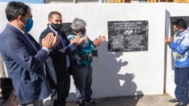 """Un 2 de abril diferente, donde se ratificó el profundo sentimiento """"malvinero"""" de la ciudad, se vivió ayer en Comodoro Rivadavia."""