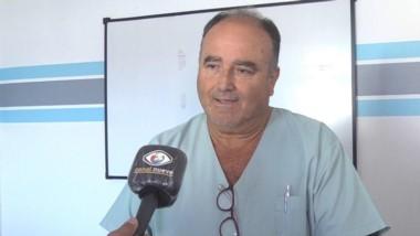 El director del Hospital de Comodoro habló de una situación crítica.