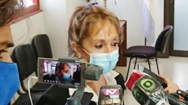 Fiscal a cargo del caso, Silvia Pereira.