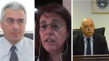 Los magistrados Gustavo Castro, Mirta Moreno y Daniel Pérez emitieron una condena de 20 años de prisión.