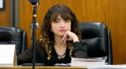 La jueza del polémico fallo, María José Gianinetto.