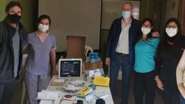 El ministro de Salud hizo una recorrida por los Hospitales Rurales y se brindaron reconocimientos.