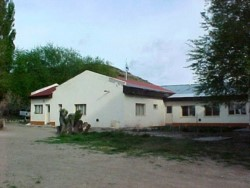 Escuela de Cushamen.