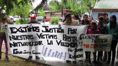 Con sentencia, pero libre. Juan Chavéz (21) perdió la vida el año pasado en el barrio San José.