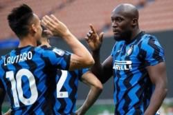 Inter le ganó a Sassuolo con gol de Lautaro Martínez y le sacó 11 puntos al escolta.