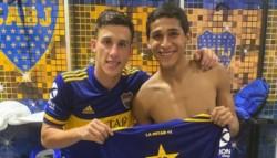 Nicolás Capaldo y Agustín Obando dieron positivo de coronavirus.