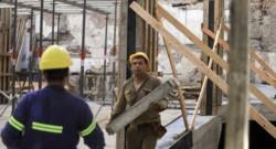 La construcción y la producción industrial muestran una mejora interanual del 22,7% y 1,6% respectivamente.
