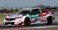Facundo Ardusso se llevó la victoria en la carrera clasificatoria del Súper TC2000 en San Nicolás.