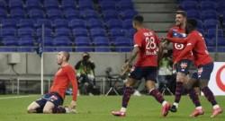 El turco Burak Yilmaz mostró el camino del triunfo al Lille ante el Niza