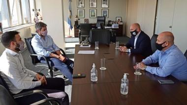 La reunión en cuestión se desarrolló ayer en Capital Federal.
