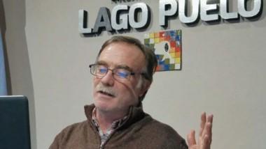 Augusto Sánchez, intendente de Lago Puelo, firmó el convenio.
