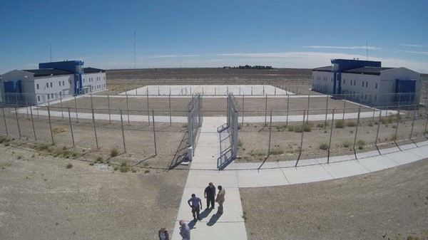 El Instituto Penitenciario Provincial, sede de un vacunatorio carcelario.