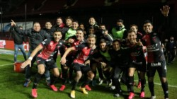 Colón está entre los 4 mejores de la Copa de la Liga, y se viene el Rojo de Falcioni.