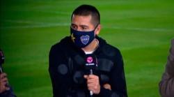 Juan Román Riquelme rompió el silencio en TNT Sports e ilusionó a los hinchas con un refuerzo.