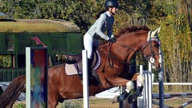 Fue un éxito el evento de equitación que se realizó en el Hípico Trelew.
