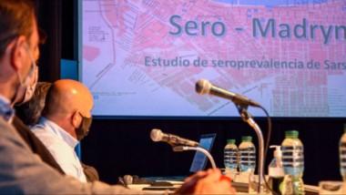 Según los estudios presentados, buena parte de la población de Puerto Madryn tuvo contacto con el Covid.