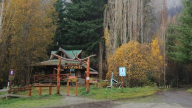 Comarca en alerta. Tras los daños producidos por el fuego, el bosque se quedó sin defensas naturales.