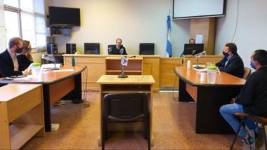 En la audiencia de control de detenidos celebrada ayer, el sujeto de 30 años de Trelew quedó bajo prisión.