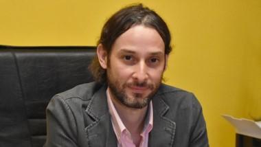 Juan Aguilar, presidente del Concejo Deliberante de Trelew.