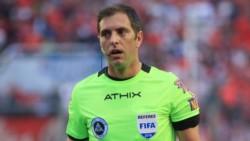 Fernando Echenique dio positivo de Covid-19 y fue dado de baja para dirigir el partido del domingo
