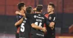 La Lepra se impuso a Palestino y llega con chances a la última fecha de la Copa.