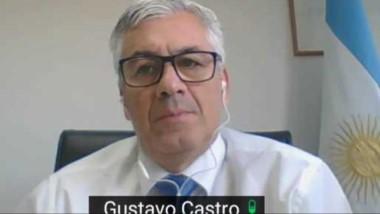 Juez. Gustavo Castro fue quien decidió en uno de los hechos.