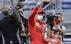 Desde México 2019 que Ferrari no lograba una pole en la F1. Aquella vez también fue gracias Leclerc, que en su casa logró la octava de su carrera.