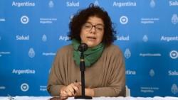La ministra de Salud, Carla Vizzotti, ratificó que se espera para las próximas semanas la llegada de