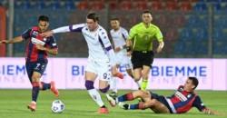 Crotone (ya descendido) 0-0 Fiorentina (titulares Martínez Quarta, Cáceres, Olivera y Pulgar).