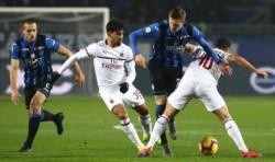 Milan debe vencer al Atalanta para estar terminar entre los cuatro primeros.