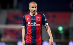Palacio se despide del Bologna: