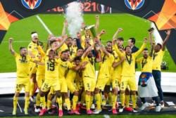 Villarreal se convirtió en la ciudad más pequeña del viejo continente en tener un club campeón de Europa. Y con 13 canteranos en la plantilla.