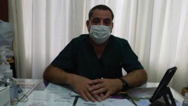 Cardozo, jefe del Hospital Esquel.