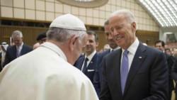 A diferencia de sus antecesores republicanos en la Casa Blanca, Biden es católico, y tiene especial admiración por Francisco.