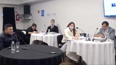Con varios testimonios, varios de la defensa del suboficial Elías Saavedra prosiguió, el juicio oral y público.